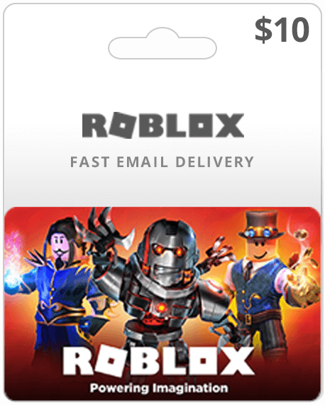 Roblox Gift Cards Locations 10 Roblox Gift Card Instant Email Delivery